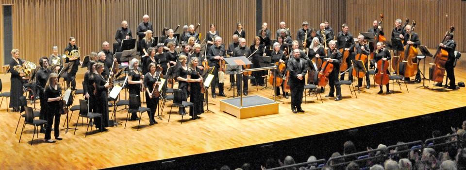 Saffron Walden Symphony Orchestra – SWSO