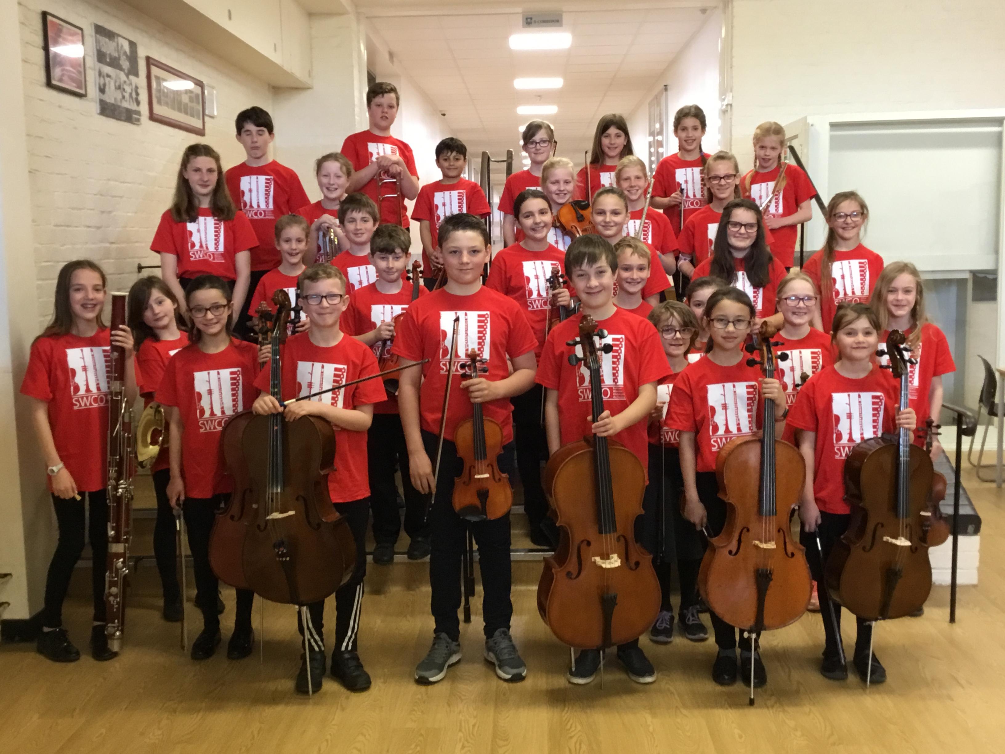 Saffron Walden Children's Orchestra