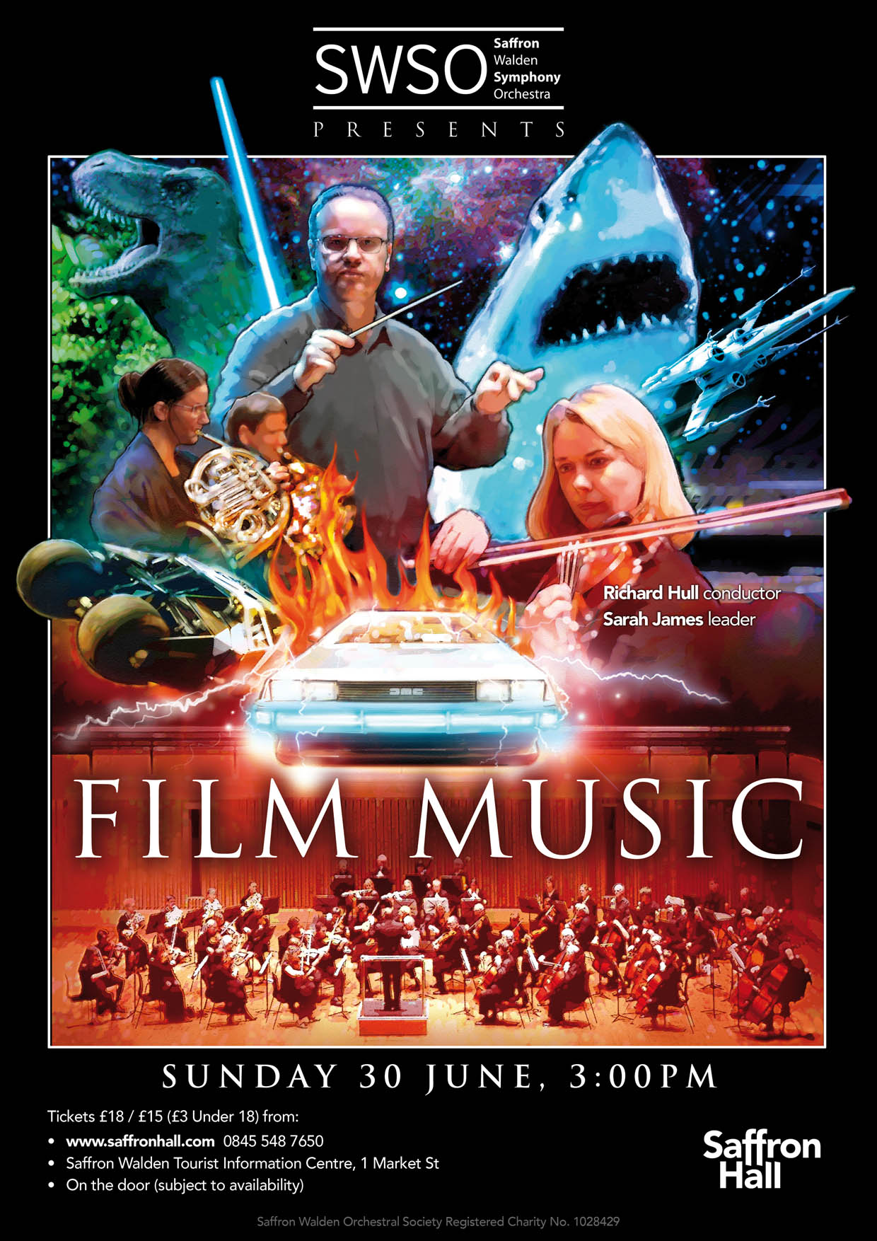 Review: June 2019 film music concert